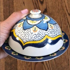 Anthropologie Kitchen - NWT Anthropologie ceramic lidded dish